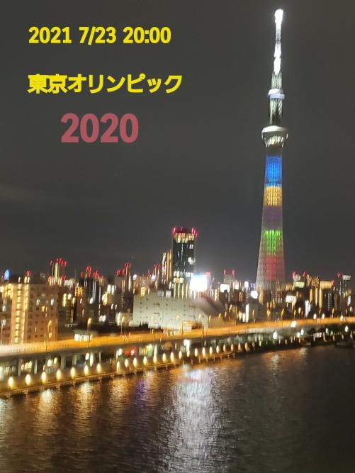 2020 オリンピック