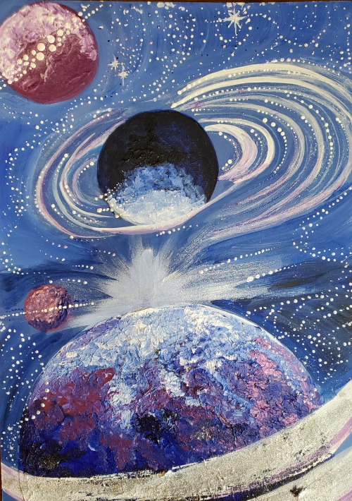 (60兆の惑星&60兆人の細胞)