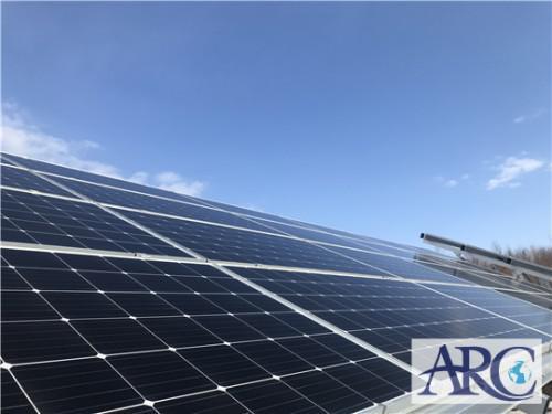 遮熱効果を得られる自家消費型太陽光発電で快適な社内!