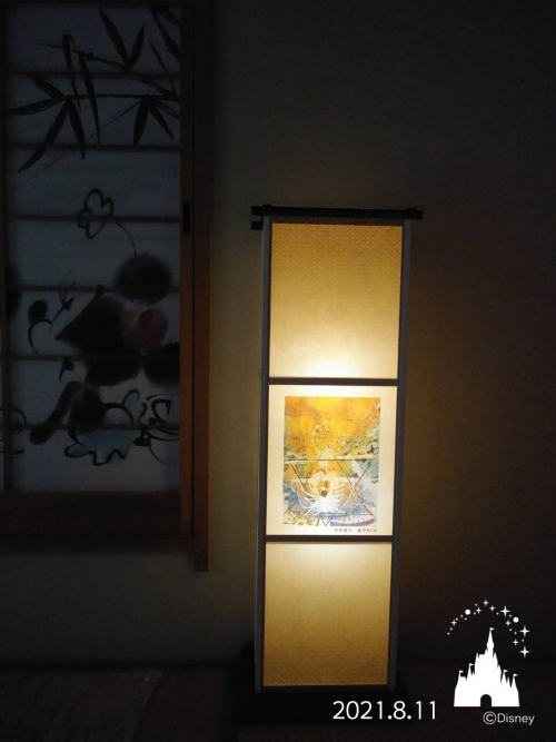 幻想的な灯籠