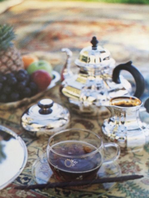 いろいろなお茶とその効能
