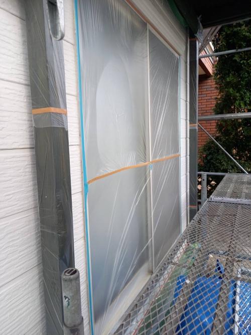 青葉区荏子田O様邸屋根・外壁塗り替え工事
