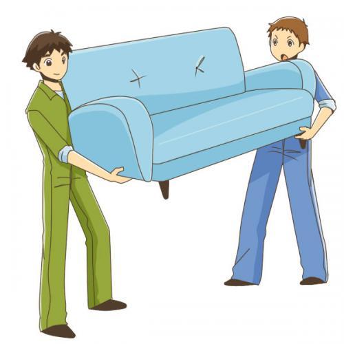 お荷物運搬 簡易清掃 ご不用品サポート