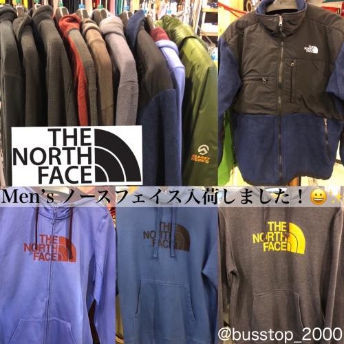 メンズ-The North Face-入荷しました!