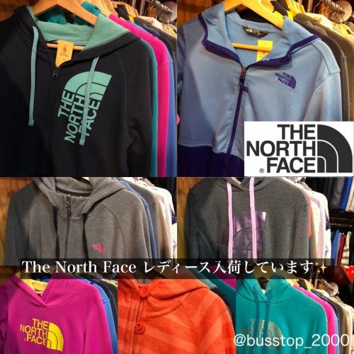 The North Face レディース入荷しています!