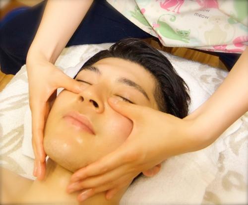千歳烏山/美容鍼/フェイシャルはオリンピア鍼灸整骨院