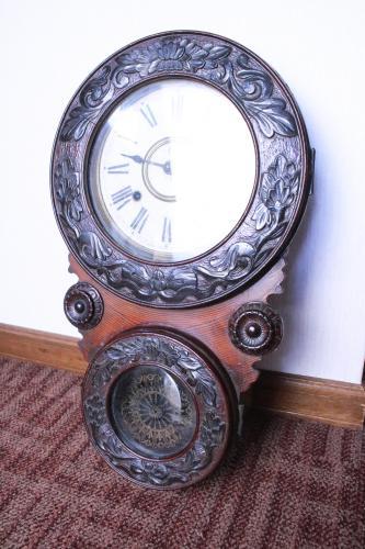 アンティーク品もお任せ下さい。古時計