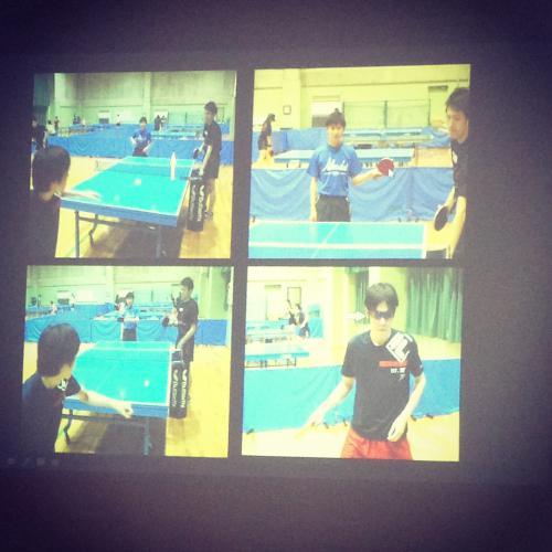 スポーツビジョン研究集会に参加しました。