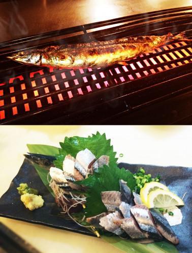 新サンマフェア開催中♪ 秋刀魚!