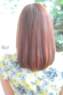 ストレートパーマ  シルキーストレート について Grous Hair
