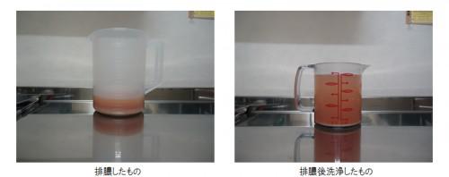 猫の膿胸→排膿200㏄(゜ロ゜)